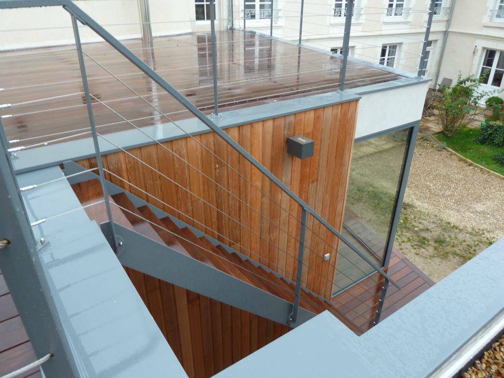 bardage bois ext rieur am nagement ext rieur bois terrasse en bois sur mesure paris 75. Black Bedroom Furniture Sets. Home Design Ideas